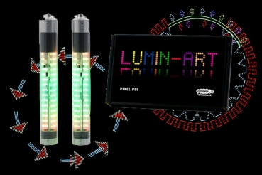 Lumin-Art LED Poi