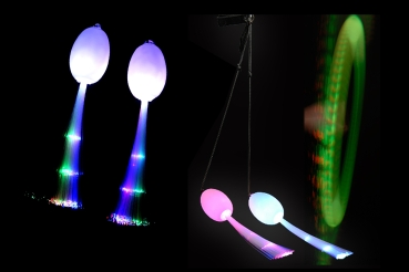 LED Poi Fiberflys