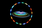 Akrobat LED Hoop Rainbow